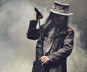 FIELDS OF THE NEPHILIM at Brixton Academy, London