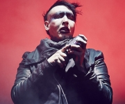 MARILYN MANSON at Download Festival 2015