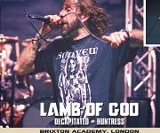 TERRORIZER MAGAZINE #246. Lamb of God and Decapitated.