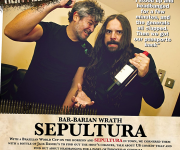TERRORIZER MAGAZINE #246. Sepultura Bar Rant feature.