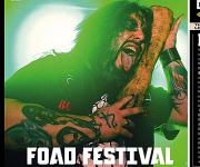 TERRORIZER MAGAZINE #247. FOAD Fest photos of Necrophagia and Extreme Noise Terror.