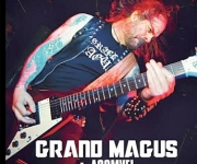 TERRORIZER MAGAZINE #248. Grand Magus and The Vintage Caravan