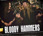 TERRORIZER MAGAZINE #252. Bloody Hammers photos.