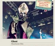 CLASSIC ROCK MAGAZINE #220 Ghost