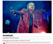 CLASSIC ROCK MAGAZINE #223 Avantasia