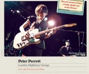 CLASSIC ROCK MAGAZINE #214 Peter Perrett