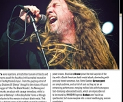 TERRORIZER MAGAZINE #253. Photos of Obituary and Megadeth.