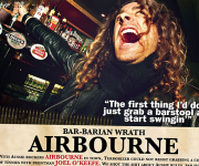 TERRORIZER MAGAZINE #245. Airbourne Bar Rant.