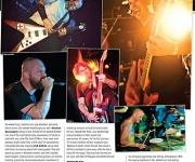 TERRORIZER MAGAZINE #243. review of Candlefest.