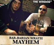 TERRORIZER MAGAZINE #250. Mayhem Bar Rant photo.