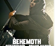 TERRORIZER MAGAZINE #256 Behemoth / Decapitated photos