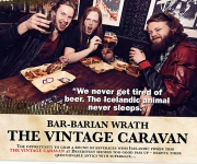 TERRORIZER MAGAZINE #260 Vintage Caravan Bar Rant Feature