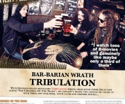 TERRORIZER MAGAZINE #261 Tribulation Bar Rant